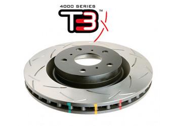 DBA 42246S Тормозной диск передний серии 4000
