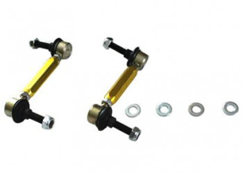 KLC174 Sway bar - link assembly heavy duty adj steel ball
