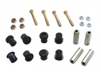 W62188 Rear Control arm - lower inner & outer bushing (camber/toe correction)